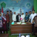 Kunjungan Komparasi dari PONPES Diniyah Al-azhar  Jambi